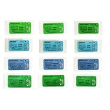 Suturing Doctor™ Surgical Sutures for Training [12 Pack]